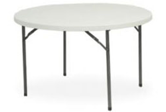 Round Tables 4ft